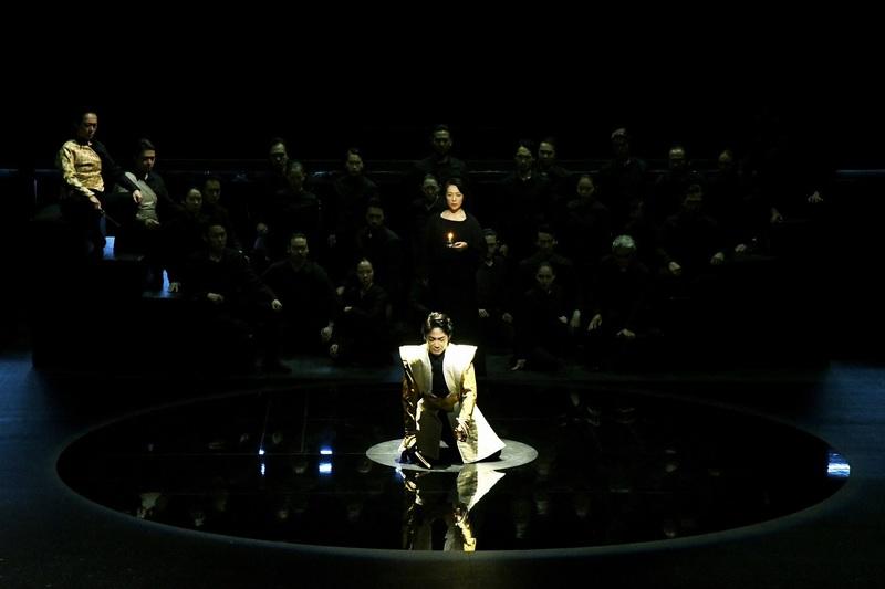 子午線 の 祀り 野村萬斎演出の『子午線の祀り』が21年版として上演決定